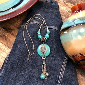 Jewelry - Southwestern statement necklace